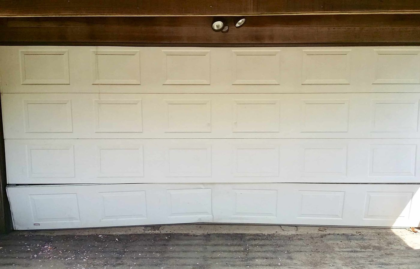 How to prevent issues with your garage door?