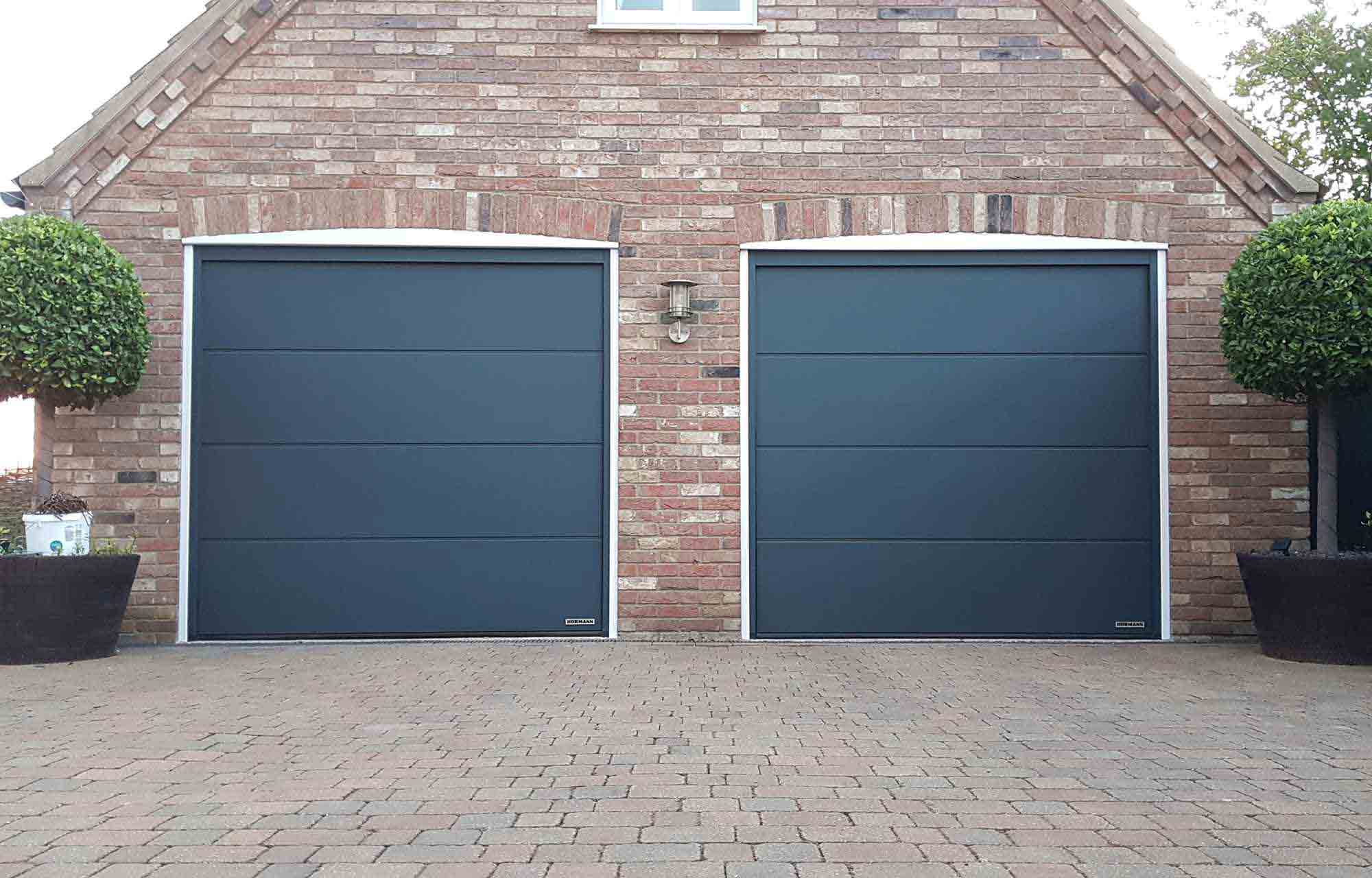 New Garage Door Chevy Chase